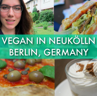 Berlin, Germany – Neighborhood of Neukölln Vegan Food Tour