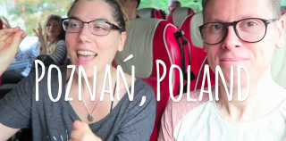 #6vegans1bus (or vegan in Poznań, Poland) – vlog 122