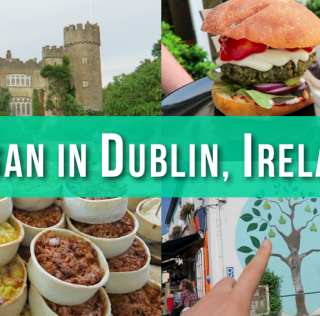Mini Food Tour of Dublin, Ireland – VeganTravel