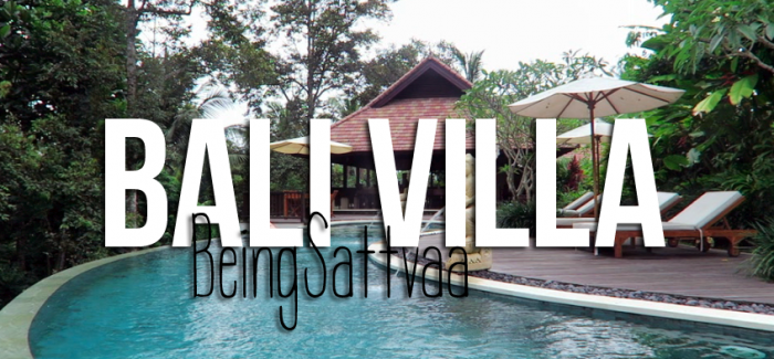 Relaxing Vegetarian Bali Villa in Ubud, Indonesia