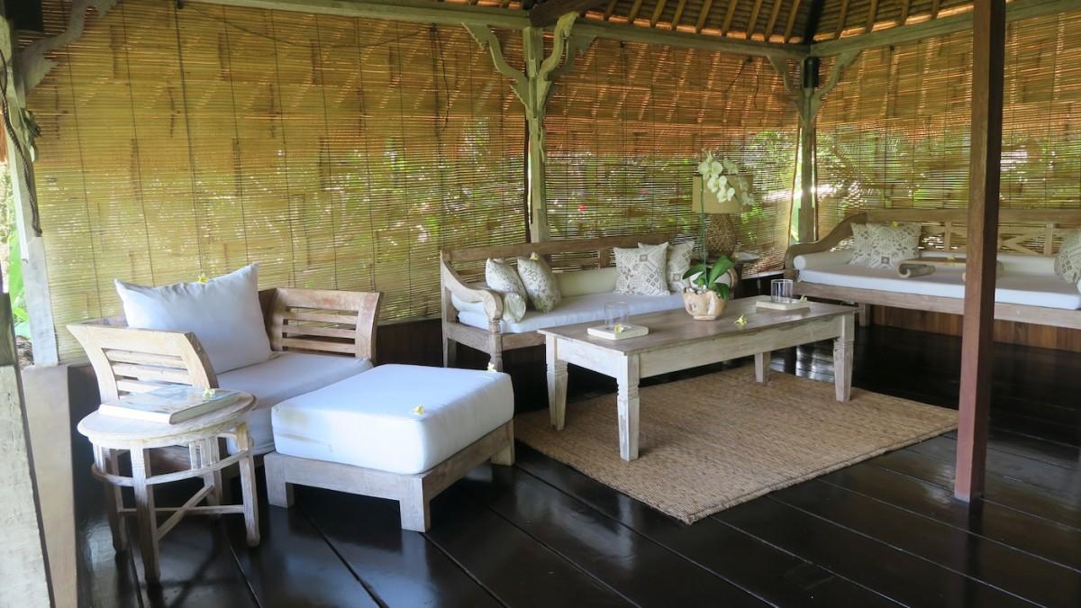 Indonesia Villa Shamballa Ubud Bali With Indonesian Furniture Miami Fl