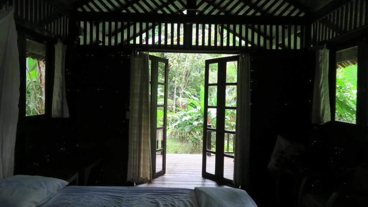 Our Jungle House bungalow