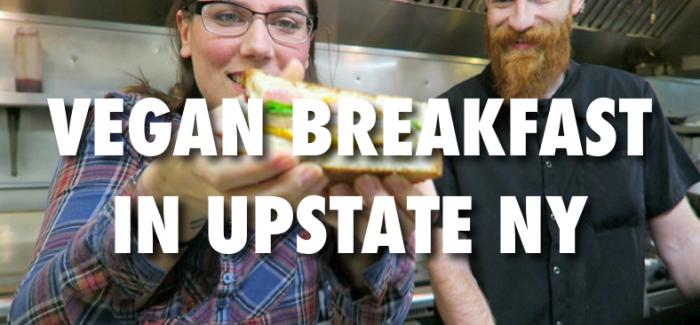 Vegan Breakfasts @ Cafe Madison in Albany, NY