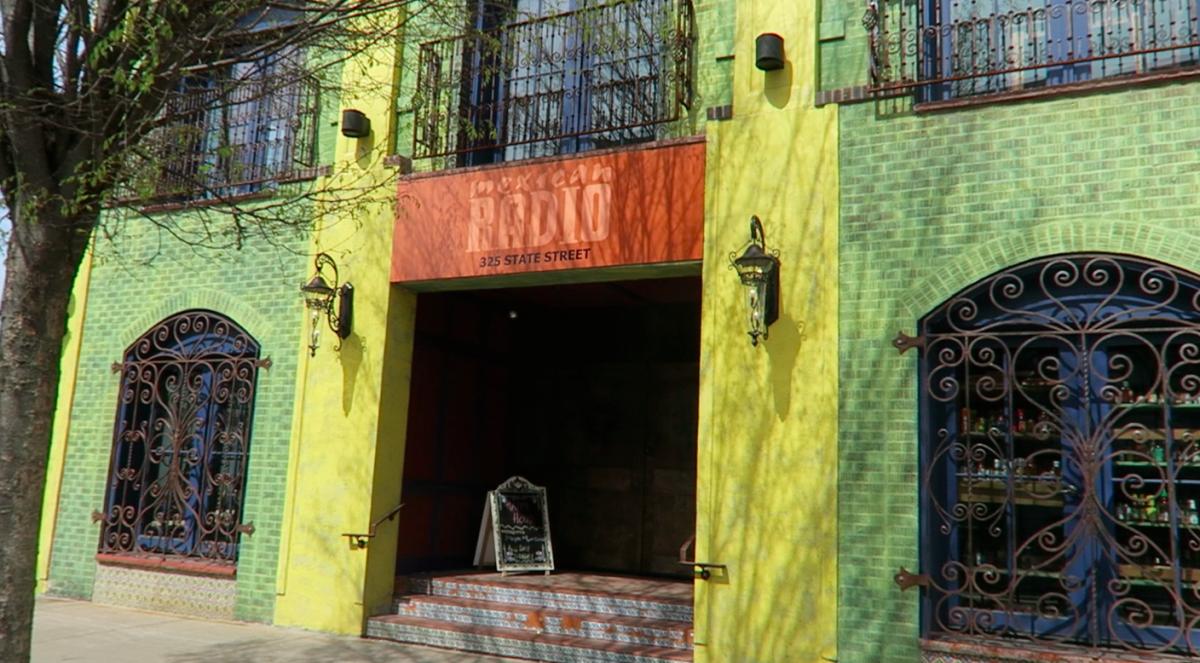 Mexican Radio Schenectady
