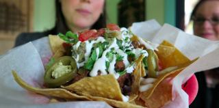 Vegan Food @ MEXICAN RADIO (Schenectady & Hudson, NY)