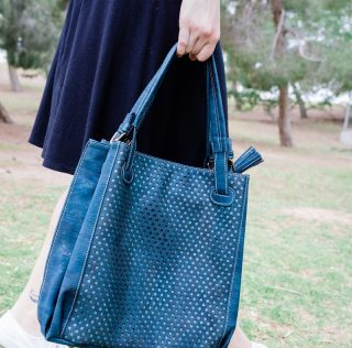 Gorgeous Water Proof, Sustainable Cork Handbags by Eve